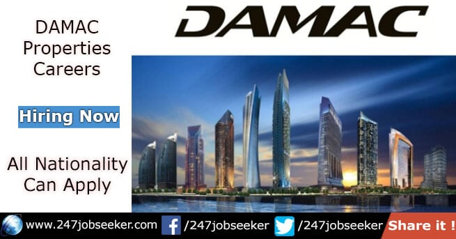 DAMAC Careers