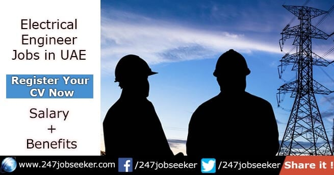 Electrical Engineer Jobs in UAE