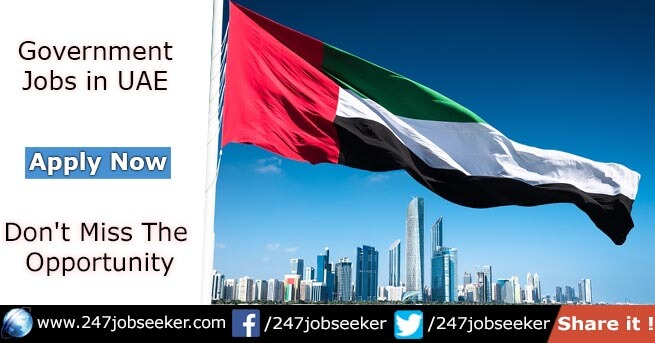 Government Jobs in UAE
